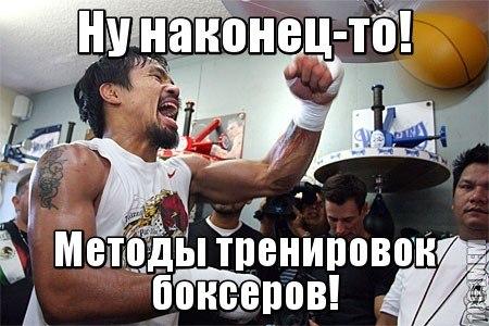 опытных боксеров и