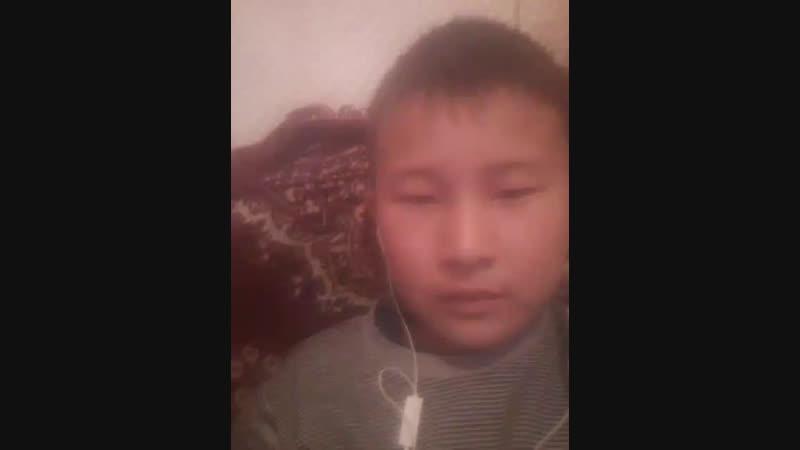 Ержан Қабжан - Live