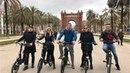 Barcellona e DIVERTIMENTO, SOLARE, MUSICA, CALIENTE!