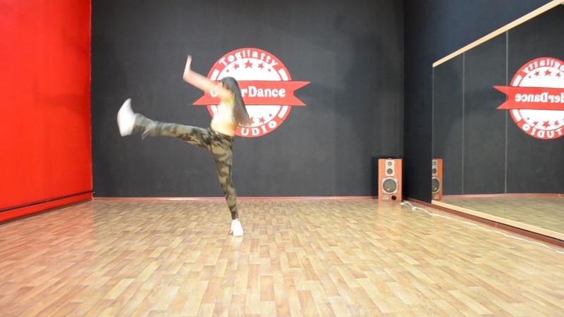 OpenChoreo DAY18 Акинцева Вика Dancehall