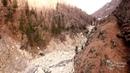 Ущелье реки Кынгарга