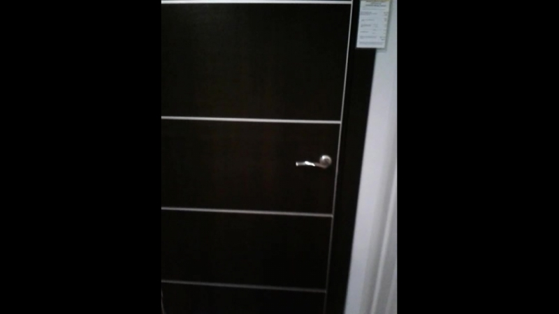 Межкомнатная дверь elPORTA ПОРТА-50А-6 (Wenge Crosscut)
