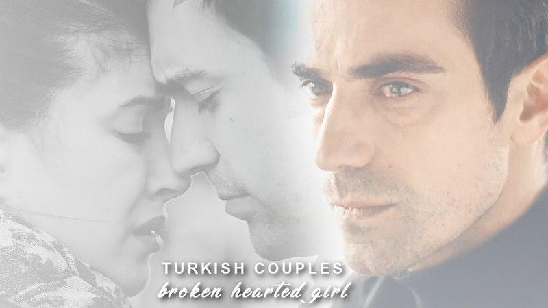 Turkish couples┃broken hearted girl