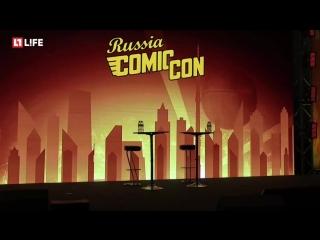 Дэнни Трехо на Comic Con Russia