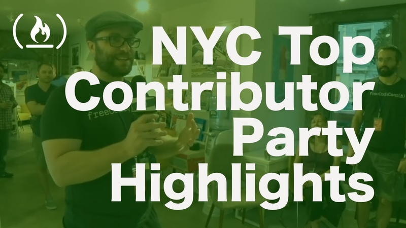 2018 Top Contributor Party in New York City - Highlights and Interviews