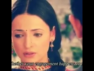 Arnav Khushi, whether my engagement happens or not, whether it happens tomorrow or after an year. What does it matters to you -