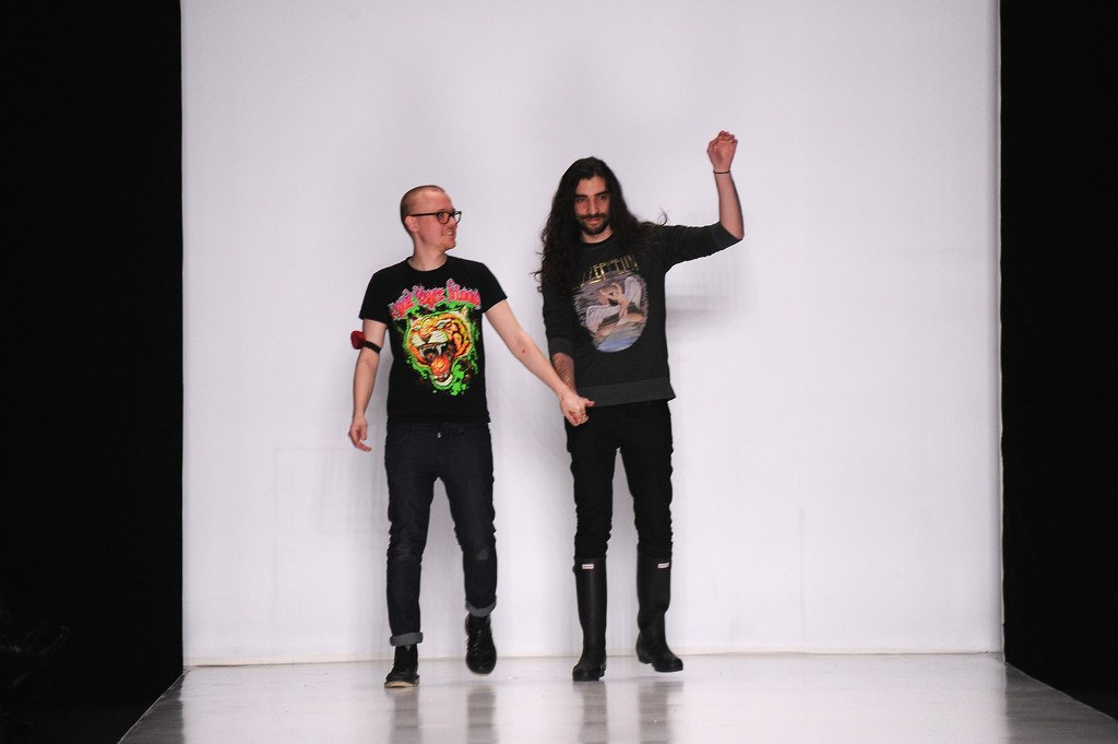 Интервью с дизайнерами марки Fyodor Golan
