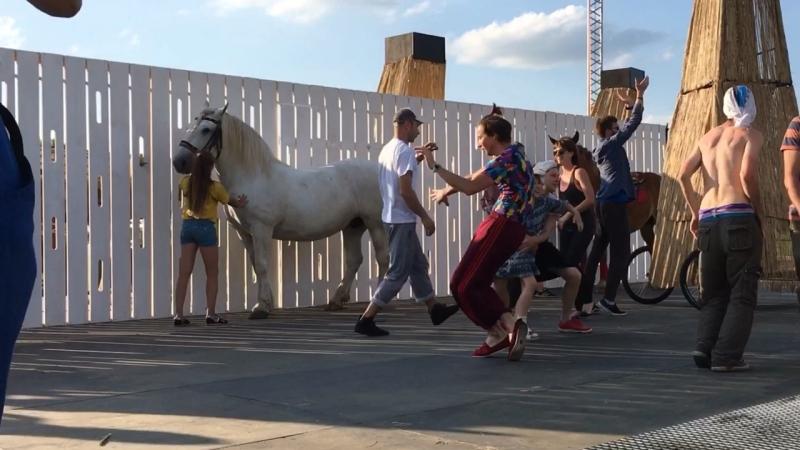 Dancehells in Zadonsk, Kudykina Gora - Liquid Party Repetition.