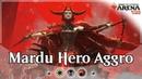 Opening 130 RNA Packs - Hero of Precinct One Mardu Aggro MTG Arena Deck Guide