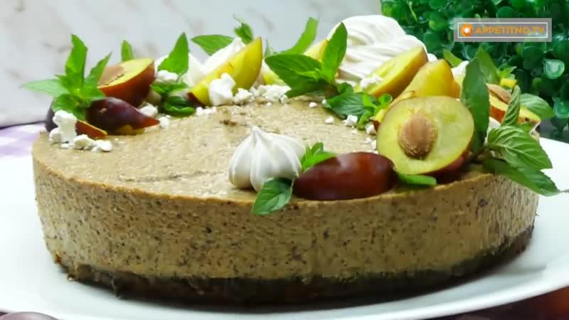 До неприличия вкусный Легкий низкокалорийный муссовый торт находка для праздника