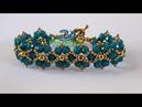 Tek iğne ile Öğretici Boncuklu bileklik yapımı Dıy bracelet