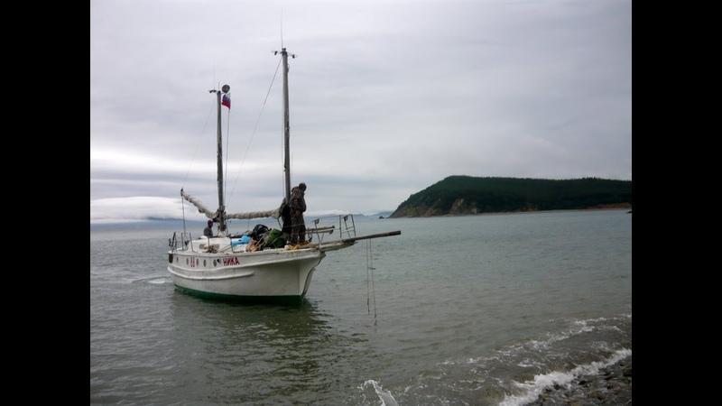 The Shantar Islands: Braving the Storm