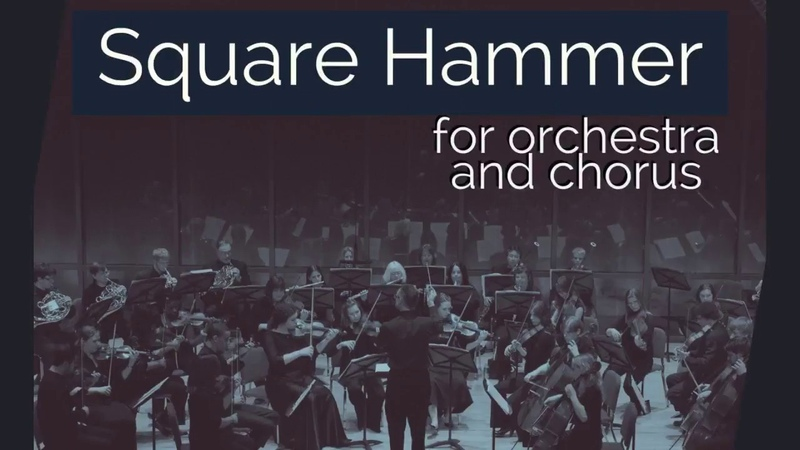 Square Hammer (arr. for Orchestra and Chorus) Ghost Cover