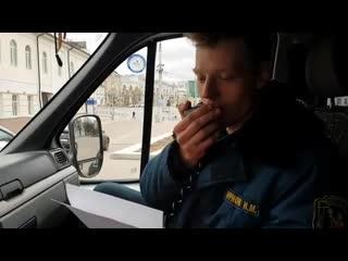 По Иванову поедут машины с громкоговорителями, которые будут предупреждать об опасности коронавируса