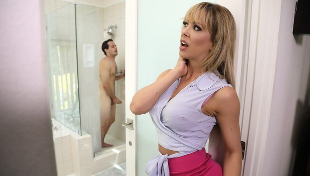 Brazzers - Sneaking Around With Her BFF's Son