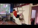IP 1st attempt of hangin 48mm v bar