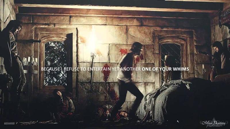 ● Klaus Rebekah | You and I On The Same Team