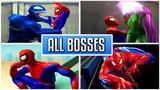 Spider-Man (2000) All Boss Battles - PlayStation 1