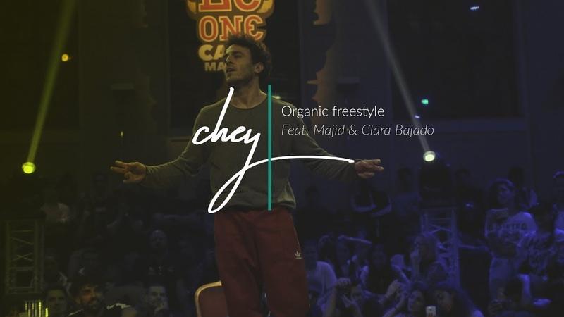 Red Bull BC ONE | Chey feat. Majid Bajado - Organic Freestyle