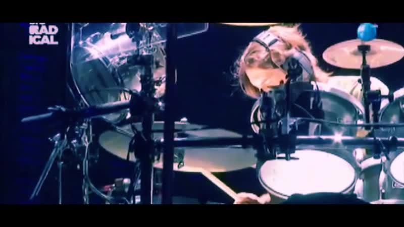 Rob Bourdon-Craziest Drum Solo