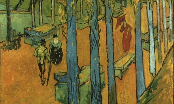 Винсент ван Гог. Пшеничные поля и oблачное небо / Van Gogh: Of Wheat Fields and Clouded Sies (2018)