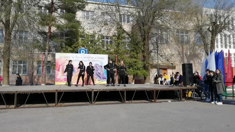 [EVOLUTION LAB] SHINE IN THE DARK - BLACK DRESS - URBAN FEST 2019