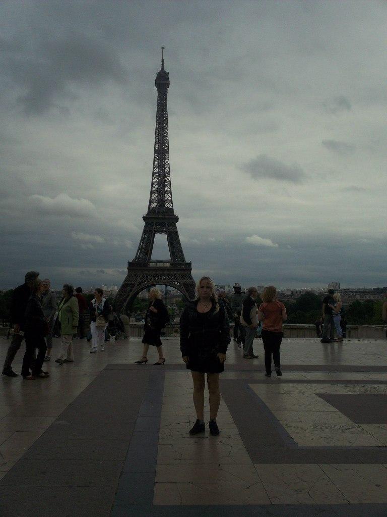 Елена Руденко. Франция. Париж. 2013 г. июнь. FQI61-YyUX4