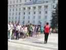 Кубок ЧМ в Ростове Площадь Советов 24 мая