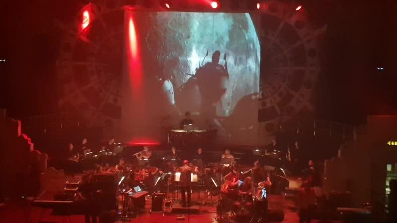 2018 10 19 Hawkwind in Concert Leeds Towm Hall Intro
