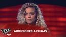 Anastasia Amarante - Don't speak - No Doubt - Audiciones a Ciegas - La Voz Argentina 2018