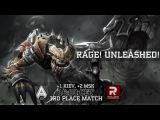 PR vs Alliance game 1 @ D2CL S3