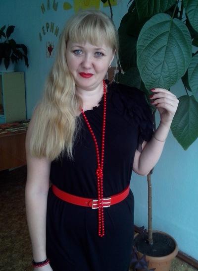 Марина Буланакова
