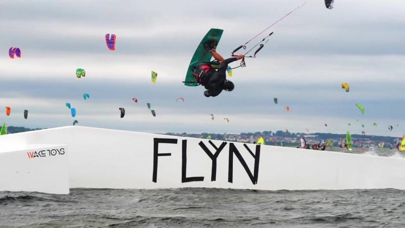 Крутой Трюк на FLYN Bay Bash в Польше