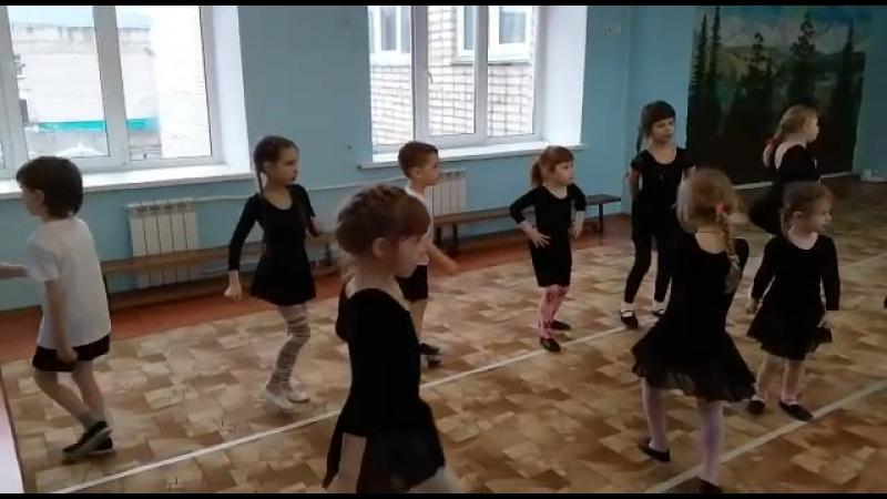 Дошкольная хореография. Детский сад 2 Педагог: Концедалова Валерия Владимировна