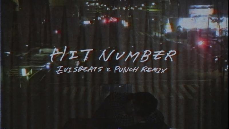 おかもとえみ /『HIT NUMBER - EVISBEATSとPUNCH REMIX』Music Video