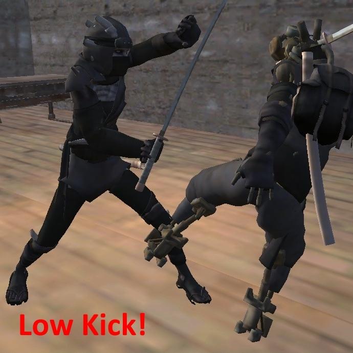 Flashier Fight / Новые атаки