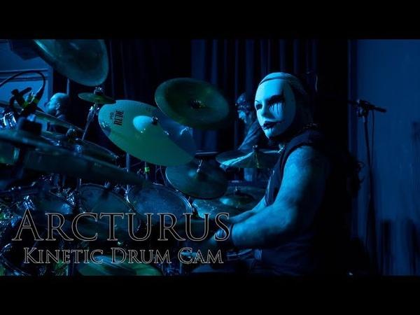 Hellhammer - Kinetic (Soundcheck Drum Cam)