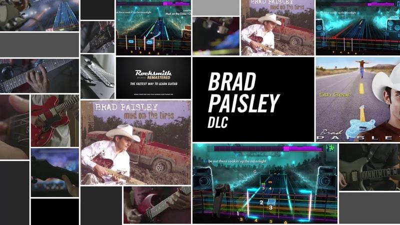Brad Paisley Rocksmith 2014 Edition Remastered DLC
