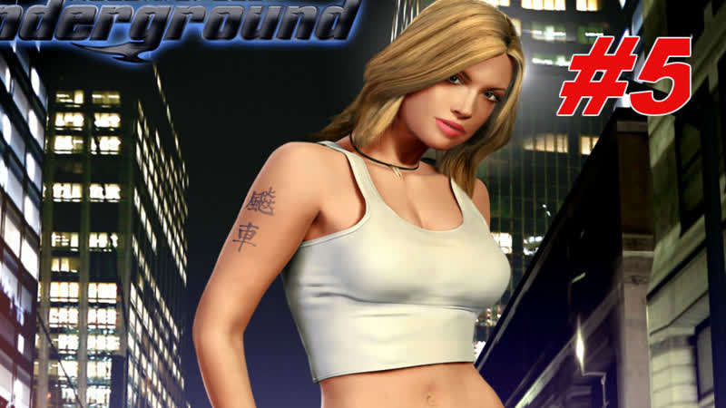 Need for Speed Underground 5
