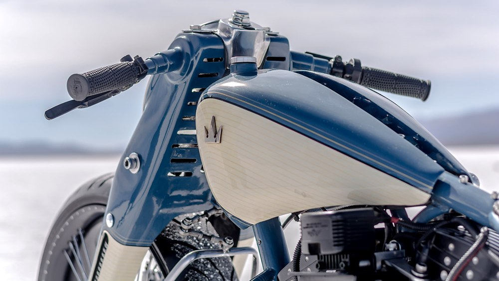 Lucky Custom: боард-трекер Harley-Davidson Cheetah