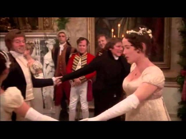 Pride and Prejudice - Darcy cant help falling in love