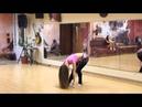 Кондакова Серафима Импровизация соло табла на МК с Артемом Узуновым