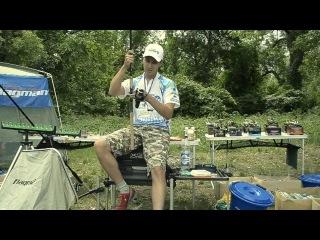 Семинар FLAGMAN   по ловле рыбы фидером 8-9 июня 2013 с.Пуховка . Часть 5