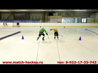 Хоккейный тренажер БЭТ Импульс НD