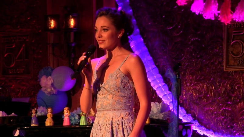 Laura Osnes - When Will My Life Begin (Broadway Princess Party)