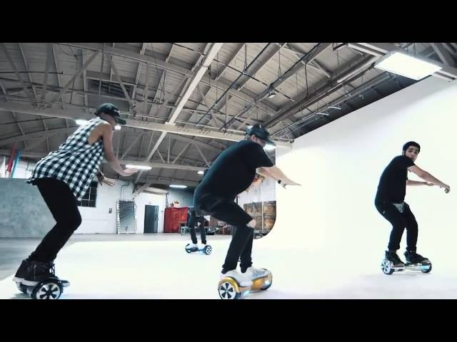 What Do You Mean Epic Segway Dance Cover @justinbieber