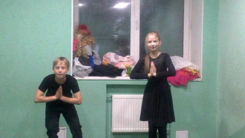 Незнайка и Гунька в Якутии...