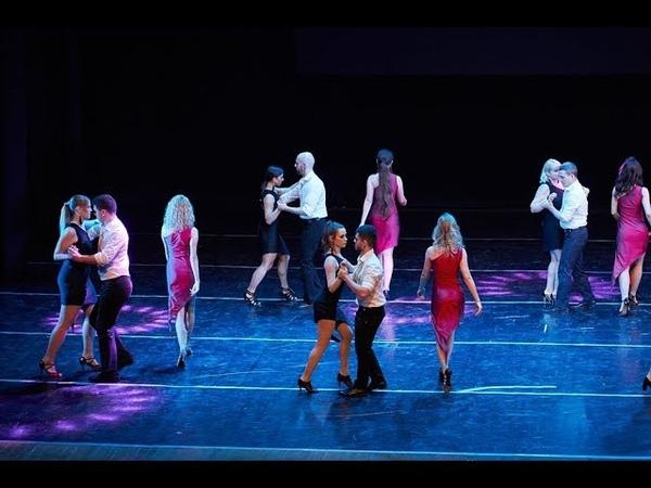Кизомба в Белгороде. Школа танцев Dance Life. Отчетный концерт 2019