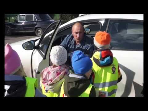 Ребёнок -главный пассажир! ДОУ №5 Рябинка города Барабинск.