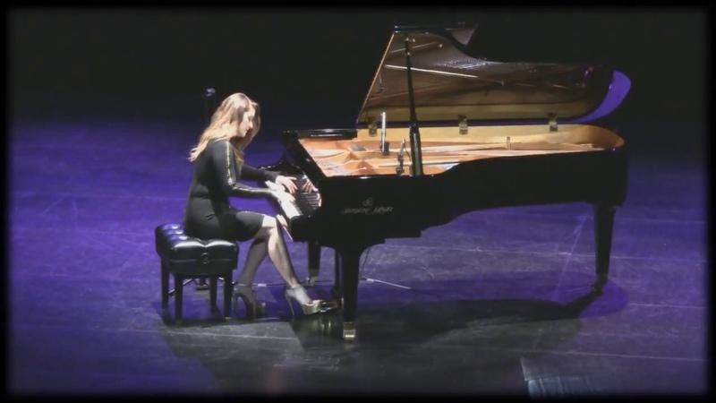 Gina Lenee' - Discovery - Whisperings Solo Piano All Star Concert - Shigeru Kawai Piano